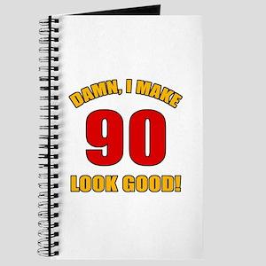 90 Looks Good! Journal
