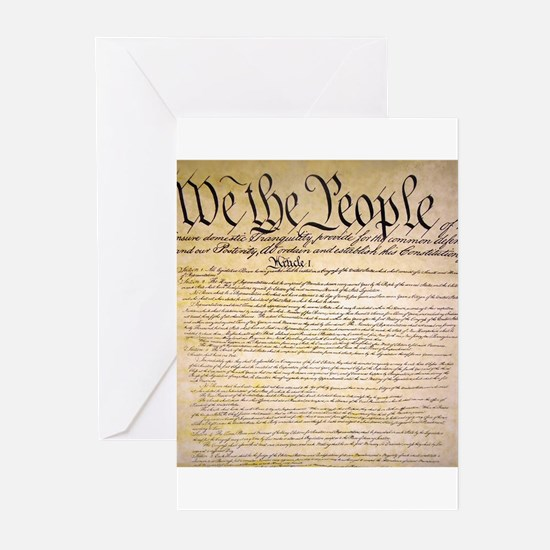 We The People Greeting Cards (Pk of 10)