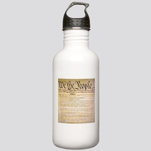 We The People Stainless Water Bottle 1.0L