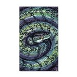 Snake 35x21 Wall Decal