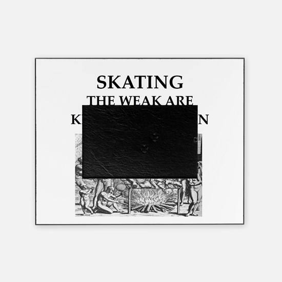 skating Picture Frame