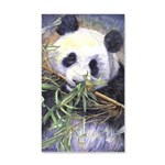 Panda 35x21 Wall Decal