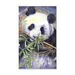 Panda 35x21 Wall Decal