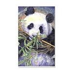 Panda 20x12 Wall Decal