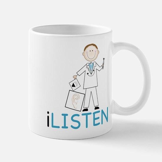 I Listen Mug