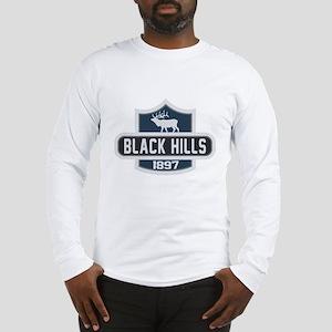 Black Hills Nature Badge Long Sleeve T-Shirt