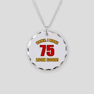 75 Looks Good! Necklace Circle Charm