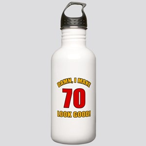 70 Looks Good! Stainless Water Bottle 1.0L