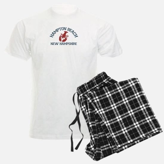 Hampton Beach NH - Lobster Design. Pajamas