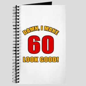 60 Looks Good! Journal