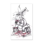 March Hare 35x21 Wall Decal