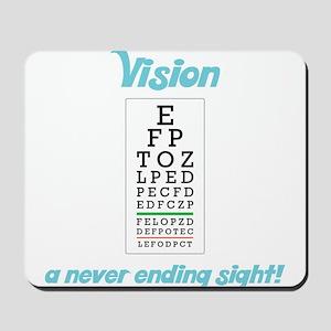 Vision Mousepad