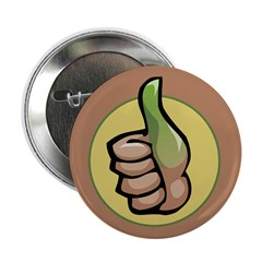 Green Thumb Club Button