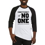 Constituency of No One | light Baseball Jersey