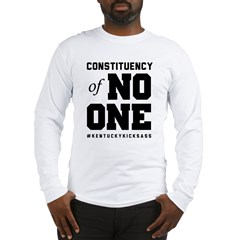 Constituency of No One | light Long Sleeve T-Shirt