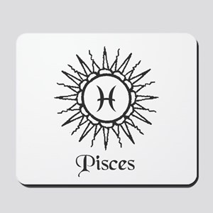 Astrology :: Pisces Mousepad