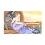Patient Angel 35x21 Wall Decal