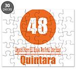 48 Quintara Orange Puzzle