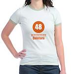 48 Quintara Orange Jr. Ringer T-Shirt