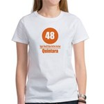 48 Quintara Orange Women's T-Shirt