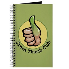 Green Thumb Club Journal