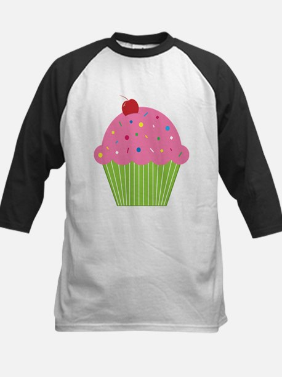 Cupcake Kids Baseball Jersey