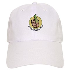 Green Thumb Club Baseball Cap