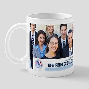 Mug With New Professionals Academy Graphic Mugs