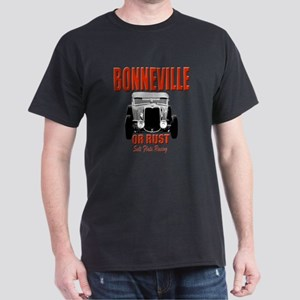 bonneville salt flats racing Dark T-Shirt