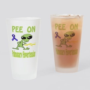 Pee on Pulmonary Hypertension Drinking Glass