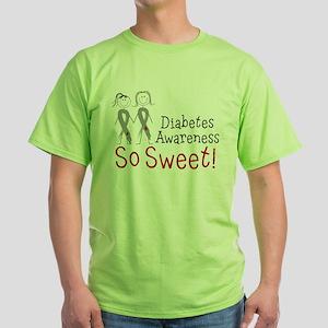 So Sweet Green T-Shirt