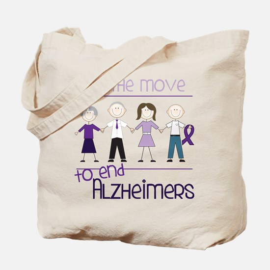 On The Move Tote Bag
