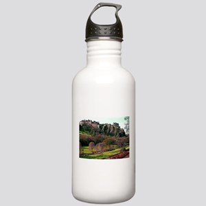 Edinburgh Castle View Stainless Water Bottle 1.0L