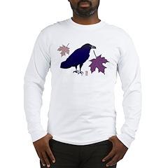 Fall Ravens Long Sleeve T-Shirt