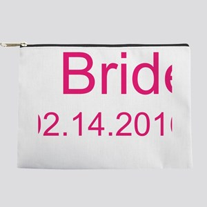 Bride Makeup Pouch