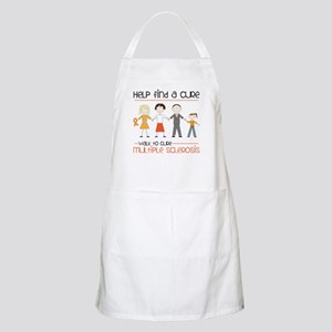 Walk To Cure Apron