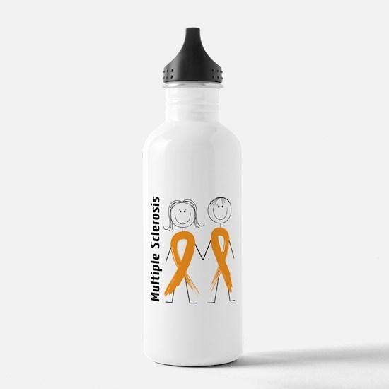 Multiple Sclerosis Water Bottle