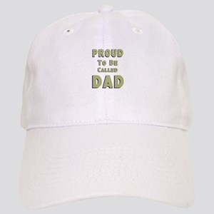 Proud to be Called DAD Baseball Cap