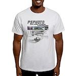 PSPhoto Ash Grey/Natural T-Shirt