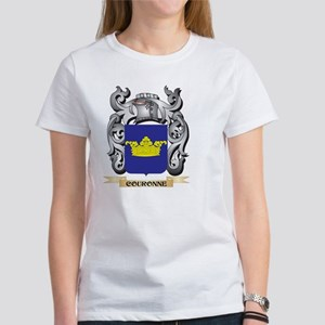 Couronne Family Crest - Couronne Coat of A T-Shirt