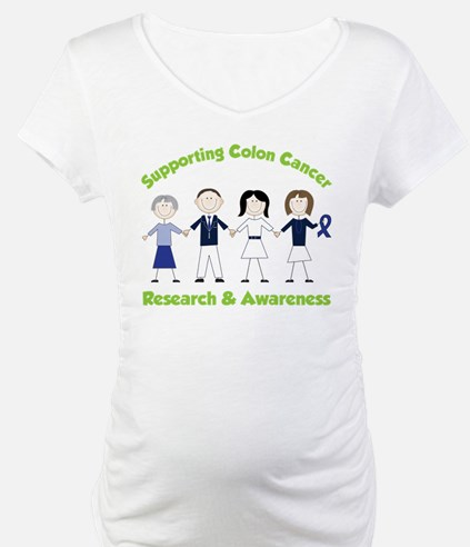 Supporting Colon Cancer Shirt