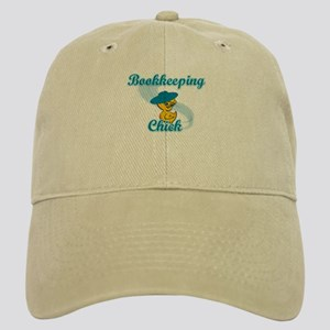 Bookkeeping Chick #3 Cap