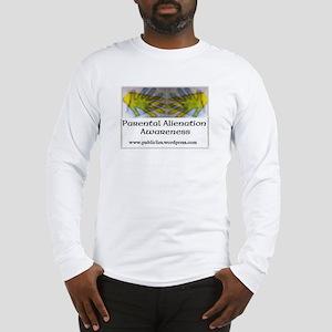 Parental Alienation Awareness Long Sleeve T-Shirt