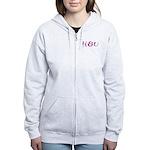 H8U Women's Zip Hoodie