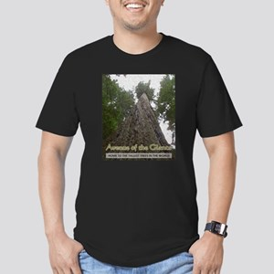Founders Tree Tall - Avenue of the Giants Men's Fi