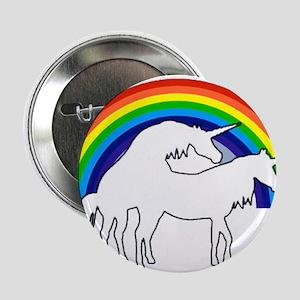 """Humping Unicorns 2.25"""" Button"""