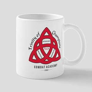 TCCA Logo Black Mug