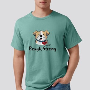 BeagleStrong Mens Comfort Colors Shirt
