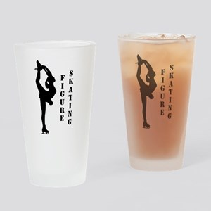 Figure Skating - Biellmann Drinking Glass