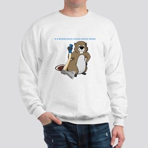 Could Chuck Wood Sweatshirt